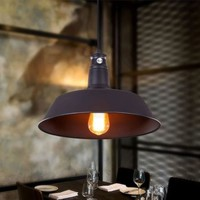 Retro Industrial Edison Simplicity Ceiling Pendant Lamp Fixture Chandelier Light