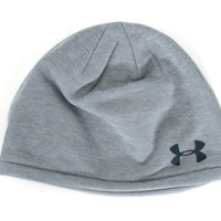 Under Armour Golf Sweater Fleece Beanie in Black for Men 1283136-025