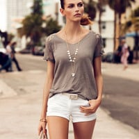 Linen Top - from H&M
