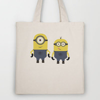 PP - Minions Tote Bag by Lalaine Lim
