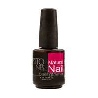 Nail Strengthener & Top Coat | Fortalecedor Base Brillo Sellante
