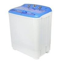 Electric Mini Washer and Spin Cycle Portable Compact Washing Machine, 8 pounds Capacity, 110Volt /60Jz, 280W Input Power