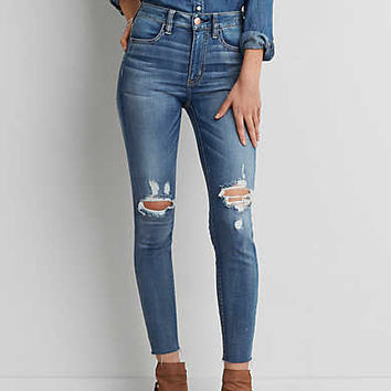 Hi-Rise Slim Jean, Medium Vintage