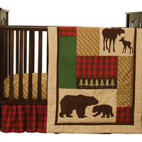 Trend Lab - Northwoods - Crib Bedding Set