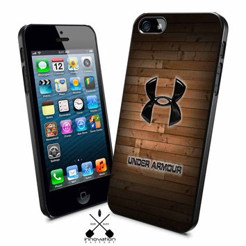 Under Armour Wood iPhone 4s iphone 5 iphone 5s iphone 6 case, Samsung s3 samsung s4 samsung s5 note 3 note 4 case, iPod 4 5 Case