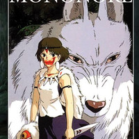 Princess Mononoke 27x40 Movie Poster (1997)