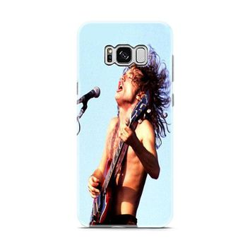Angus Young ACDC Samsung Galaxy S8 | Galaxy S8 Plus case
