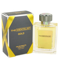 The Mentalist Gold by ScentStory Eau De Toilette Spray 3.4 oz