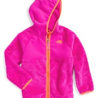 The North Face Toddler Girl's 'Chimboraza' Zip Hoodie,