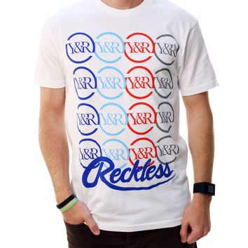 Young & Reckless Men's In The Lineup Short Sleeve T-Shirt