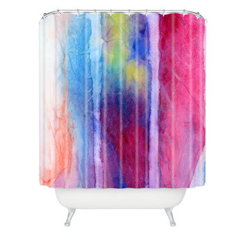 Jacqueline Maldonado Skein 1 Shower Curtain