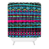 Randi Antonsen Ragmat 2 Shower Curtain