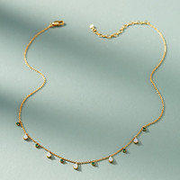 Delicate Reflection Necklace