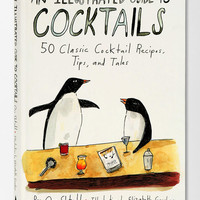 An Illustrated Guide To Cocktails By Orr Shtuhl & Elizabeth Graeber - Urban Outfitters