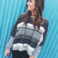 High Class Cropped Sweater
