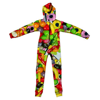 Candies Mix Youth Jumpsuit