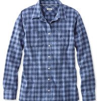 Freeport Flannel Shirt, Gingham   Free Shipping at L.L.Bean.