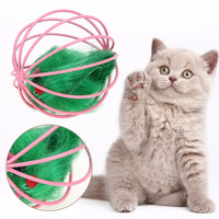 Funny Mouse Ball Cat Toy