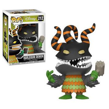 Harlequin Demon Funko Pop! Disney Nightmare Before Christmas 25th Anniversary