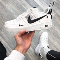 NIKE AIR FORCE 1 LOW RETRO Air force classic low shoe-1