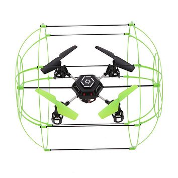 2015 Newest Sky Walker Matrix 1306 4CH RC Quadcopter Climbing Wall rc helicopter radio control Running on the floor vs 9056
