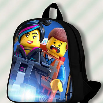 The Lego Movie - Custom SchoolBags/Backpack for Kids.