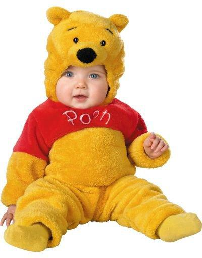 Baby Deluxe Winnie Pooh Costume Party City