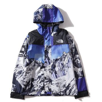 cc DCCK Supreme x The North Face Snow Jacket