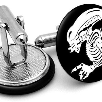 Alien Movie Cufflinks