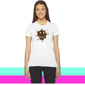 Mud Siley_ women T-shirt