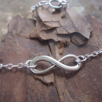 ONE DIRECTION necklace with infinity sign