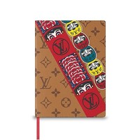 Products by Louis Vuitton: Notebook Clemence Kabuki Stickers