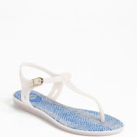 Blackberry White Print - Women's Shoes