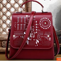 Casual Back To School Hot Deal Comfort On Sale College Summer Stylish Travel Bags Multi-functioned Ladies Backpack [6581910279]