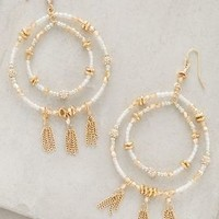 Seaholm Hoops by Anthropologie Gold All Jewelry