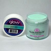 Glam and Glits GLOW ACRYLIC Glow in the Dark Nail Powder 2017 - CARPE DIEM