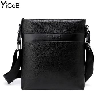 YiCoB Brand Casual Business Messenger Bag