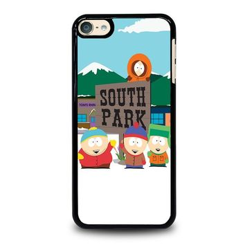 SOUTH PARK 4 iPod Touch 6 Case Cover