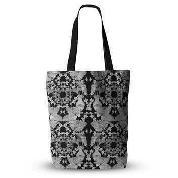 "DLKG Design ""Versailles Black"" Everything Tote Bag"