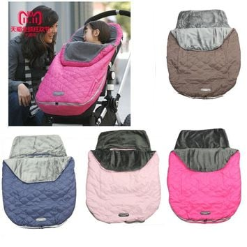 Multi - functional baby sleeping bags for stroller foot cover car seat  foot muff