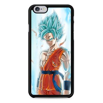Goku Super Saiyan God 3 iPhone 6/6S Case