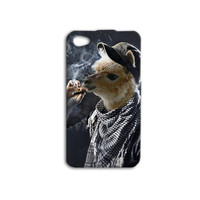 Llama Case Funny Case Cute Case 420 Case Dope Case iPhone Cover iPhone 4 iPhone 5 iPhone 4s iPhone 5s Case iPod 5 Case Cool Cannabis Case