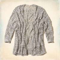 Big Dume Open Stitch Sweater