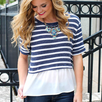 Ivy League Blouse