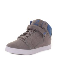 Osiris Bingham Skate Trainers - Grey / Blue / White