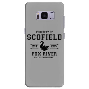 Property of Scofield, Fox River, State Penitentiary Samsung Galaxy S8 Plus