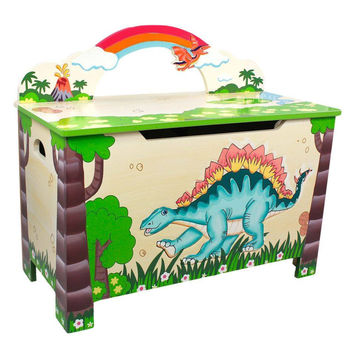 Fantasy Fields - Dinosaur Kingdom Toy Chest