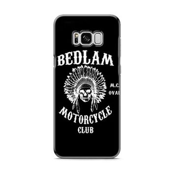 Bedlam Motorcycle Club Samsung Galaxy S8 | Galaxy S8 Plus case