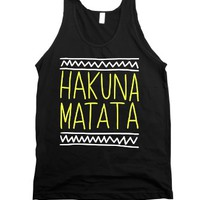 Black Tank | Cute Lion King Shirts