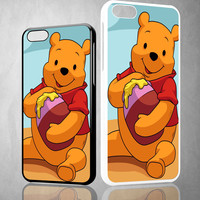 winnie the pooh X0558 iPhone 4S 5S 5C 6 6Plus, iPod 4 5, LG G2 G3 Nexus 4 5, Sony Z2 Case